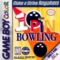 10 Pin Bowling Box Art