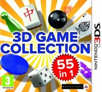 3D Game Collection: 55-in-1 Box Art