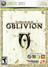 Elder Scrolls IV, The: Oblivion Box Art