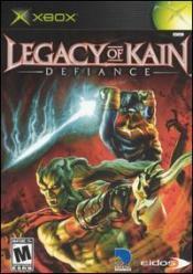 Legacy of Kain: Defiance Box Art