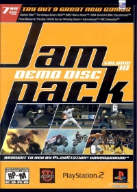 Jampack Volume 10 - Ratings Pending to Mature Box Art