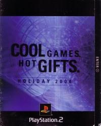 Holiday 2004 Demo Disc Box Art