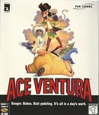 Ace Ventura Box Art