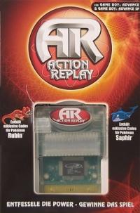 Action Replay [DE] Box Art