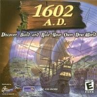 1602 A.D. Box Art