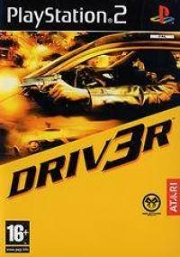 DRIV3R Box Art
