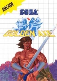 Golden Axe Box Art