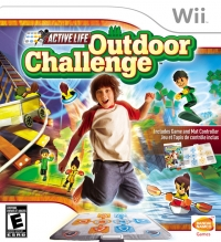 Active Life: Outdoor Challenge (Includes Game and Mat Controller) Box Art