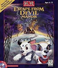 101 Dalmatians: Escape From DeVil Manor Box Art