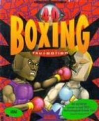4D Boxing Box Art