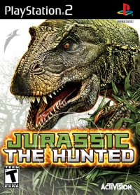 Jurassic: The Hunted Box Art
