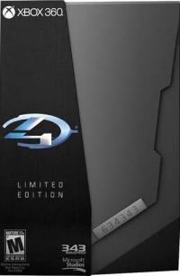 Halo 4 - Limited Edition Box Art