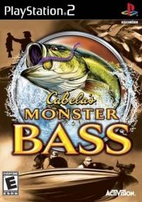 Cabela's Monster Bass Box Art