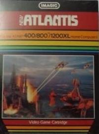 Atlantis Box Art