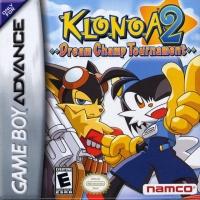 Klonoa 2: Dream Champ Tournament Box Art