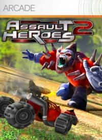 Assault Heroes 2 Box Art