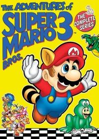 Adventures of Super Mario Bros. 3, The - The Complete Series Box Art