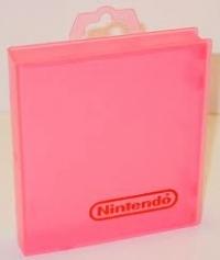 Cart Case (Pink) Box Art