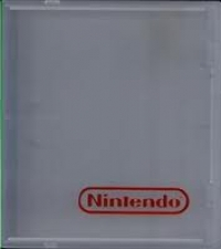 Cart Case (Clear) Box Art