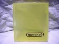 Cart Case (Yellow) Box Art