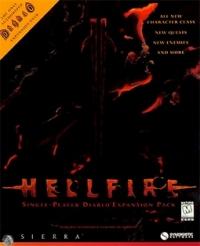 Diablo: Hellfire Box Art