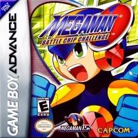 Mega Man Battle Chip Challenge Box Art