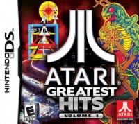 Atari Greatest Hits Volume 1 Box Art