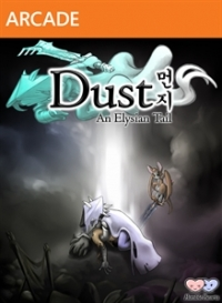 Dust: An Elysian Tail Box Art