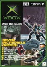 Official Xbox Magazine Disc 11 October 2002 (plastic case) Box Art