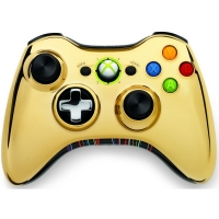 Xbox 360 Wireless Controller - Star Wars Limited Edition - Gold Box Art