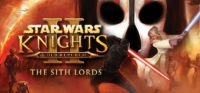 Star Wars: Knights of the Old Republic II - The Sith Lords Box Art