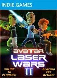 Avatar Laser Wars 2 Box Art