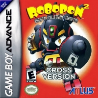 Robopon 2: Cross Version Box Art