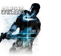 Alpha Protocol Box Art