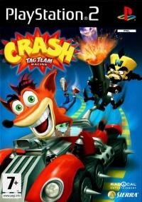 Crash Tag Team Racing Box Art