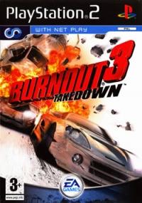 Burnout 3: Takedown [UK] Box Art