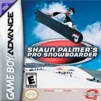 Shaun Palmer's Pro Snowboarder Box Art