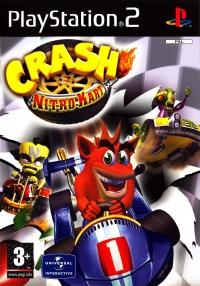 Crash Nitro Kart Box Art