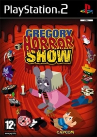 Gregory Horror Show Box Art