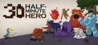 Half Minute Hero: Super Mega Neo Climax Ultimate Boy Box Art