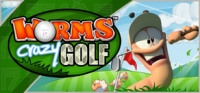 Worms Crazy Golf Box Art