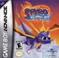 Spyro: Season of Ice Box Art