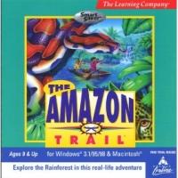 Amazon Trail,The Box Art
