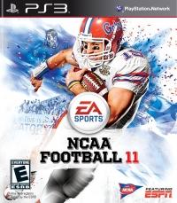 NCAA Football 11 Box Art