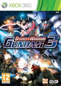 Dynasty Warriors: Gundam 3 Box Art
