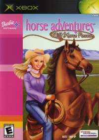 Barbie Horse Adventures: Wild Horse Rescue Box Art