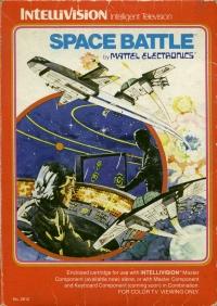 Space Battle (red box) Box Art