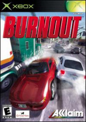 Burnout Box Art