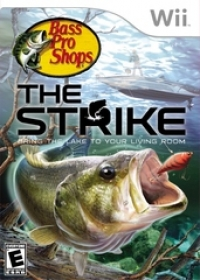Bass Pro Shops: The Strike Box Art