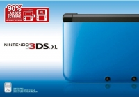 Nintendo 3DS XL - Blue/Black [NA] Box Art